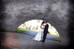 Tunnel shot by Photographic Passion at McCormick Ranch Golf Club, in Scottsdale, Arizona.