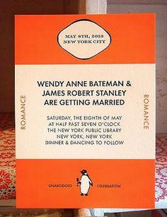 Sites for Incredible DIY Wedding Invitations