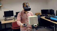 La realidad mixta combina VR y AR con HTC Vive y HoloLens - http://staff5.com/la-realidad-mixta-combina-vr-ar-htc-vive-hololens/