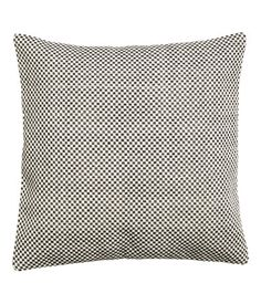 Home Textile Cushion Cover Responsible Embroidered Cushion Cover Lace Grey Yellow Khaki Ivory Blue Embroidery Canvas Cotton Square Throw Pillows For Sofa Shrink-Proof