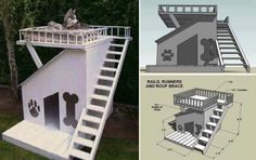 ShareWhen it comes to having pets, many owners think of DIY Ideas that they can use to enhance the livelihood of their beloved animals. Craft projects such as dog houses are wonderful home projects that every pet/dog owner should think of doing. DIY projects are fun art projects that you can use to make a …
