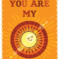 You are my sunshine Gabriella ♥  Die #Sonne und der #Mond #sol #luna #sun #moon #Gabriella