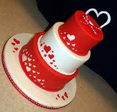 tortas de san valentin - Buscar con Google