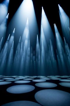 LIGHTING | Forest of Light by COS and Sou Fujimoto. #Lighting #Installation [ok]