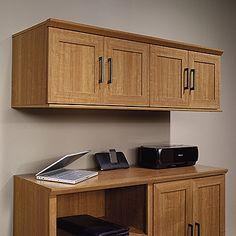 Storage Furniture: TV Stand/Cabinet, Sienna Oak