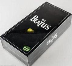 album Music The Beatles Stereo Remastered 16 CD Box Fine Set Black Sealed