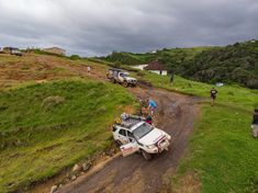 WHEN ON SLIPPERY SLOPES . In the rainy season you need to watch yourself on the slippery slopes of the hills in the Transkei. Rainy Season, Adventure Awaits, Coast, Country Roads, Seasons, Watch, Clock, Seasons Of The Year, Bracelet Watch