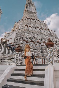 Wat Arun in Bangkok, Thailand – famous for the name : temple of Dawn. Wat Arun in Bangkok, Thailand – berühmt für den Namen: Temple of Dawn. Oh The Places You'll Go, Places To Travel, Travel Destinations, Thailand Travel, Asia Travel, Wanderlust Travel, Bangkok Travel Guide, Adventure Awaits, Adventure Travel