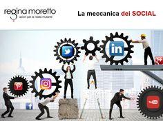 """Workshop di Scrittura Potente """"LA MECCANICA DEI SOCIAL"""" #Contenuti per il Social Media Marketing efficace  Il SMM è uno dei potenti mezzi per entrare in contatto con nuovi clienti e creare relazioni di business con lo sterminato mercato di utenti che popolano il web. Sfrutta le infinite potenzialità della rete e dei social più noti e diffusi: Linkedin per il B2B (aziende che dialogano con aziende), Facebook per il B2C (aziende e professionisti che si relazionano con il consumatore), Twitter…"""