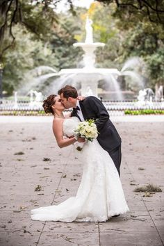 Savannah Weddings - Navy Davenport House Museum & Garden Wedding by Alexis Sweet Photography, Harvey Designs and From This Day Forward