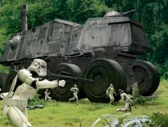 The Imperial War Machine