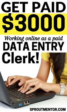 Looking for simple online jobs which will allow you to work from home? Data entry jobs are some of the best side jobs and part time jobs even for people without a college degree. All these data entry jobs from home are now hiring and will help you to make extra cash every month!