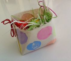 An idea on Tuesday: Easter Basket