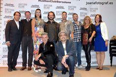 Presentacion Casino Barcelona  21 10 2015