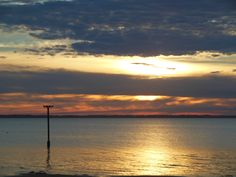 Beautiful Sunset in Duck, NC  www.cbseaside.com