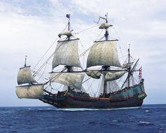 """VOC ship """"Batavia"""" (replica) Lelystad"""