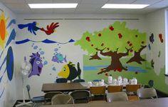 sunday school room decor   Sunday School Room Ideas - Classroom