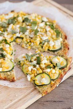 Spicy Mango Pizza With Black Beans & Zucchini Recipes — Dishmaps
