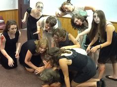Zombies at Southold Free Library
