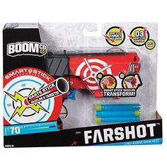 Boomco. Farshot Blaster Unknown http://www.amazon.com/dp/B00OFNFD1E/ref=cm_sw_r_pi_dp_XfYEub1XW9AM9