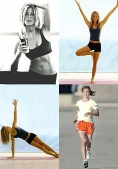 Love Jennifer Anniston and this is a great collage!