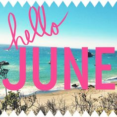 Hey! I just wanted to tell you guys happy June!!!! We finally have summer, and sun, and all things hottt, (Lolz see what I did there ;) -Kaili❤️