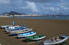 Las Palmas ist eine weltoffene, aufregende Stadt mit viel Temperament und Flair. Ein wohltuender Gegensatz zu den Betonburgen im Süden. Ideal für die Kombi Strand und Städtereise. Es gibt viel zu sehen und zu erleben und....….. http://welt-sehenerleben.de/Archive/4227/las-palmas-kanarische-metropole-mit-traumstand/  #LasPalmas #GranCanaria #Spanien #Reisen #Urlaub