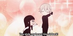 anime couples GIF - Google Search
