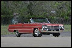 1964 Chevrolet Impala   Mecum Auctions $32,500