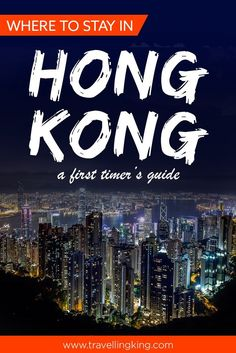 Where to stay in Hong Kong – a first timer's guide hong kong travel | hong kong disneyland | hong kong food | hong kong photography | Hong Kong Traveller | Hong Kong Authentic Culture | Hong Kong & China | ✈ Hong Kong [City Wonder] | #hongkong