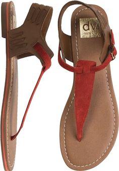 DV DRAYPER SANDALS http://www.swell.com/Womens-View-All-Footwear/DV-DRAYPER-SANDAL?cs=LC#