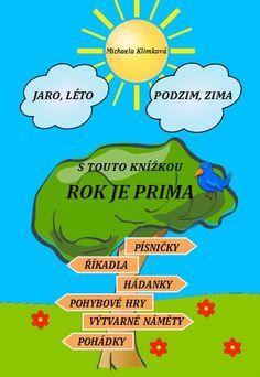 Jaro, léto, podzim, zima - Klimková, Michaela - Knihy.ABZ.cz