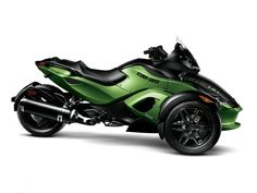 BRP Can-Am Spyder RS-S    Loves this color.. hope when I get mine I can get it in this color
