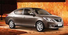 Nissan Versa - O Nissan Versa chegou para provar que você pode ter design, conforto, espaço e tecnologia em um sedan compacto.