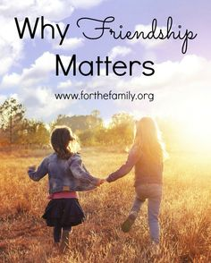 Are you walking life alone right now? So many of us feel isolated, but this is not God's heart for us! Let's meet one another, even in the hard places, and learn to be... Friends.