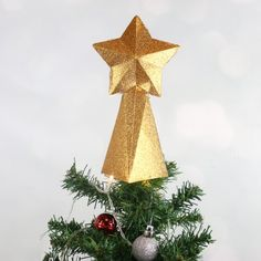 Free Printable Star Topper Template