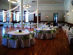 Provo Library ballroom