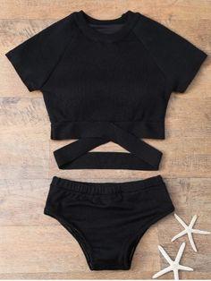 Bikini One-Piece and Swimwear Swimwear For Women – Sexy Bikinis, Swimsuits & Bathing Suits Fashion Trendy Online Sexy Bikini, Bikini Noir, Bikini Sets, Black Bikini, High Neck Bikini, High Neck Swimwear, Bikini Beach, Thong Bikini, Suit Fashion