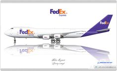 FedEx Livery concept | Flickr - Photo Sharing!