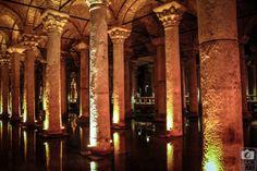Yerebatan Sarayi_Basilica Ciszterna_Isztambul_07