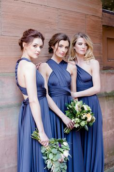 twobirds Bridesmaid inspiration styling from Melle Cloche | http://www.rockmywedding.co.uk/twobirds-bridesmaid-inspiration-from-melle-cloche/