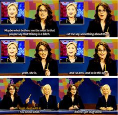 Oh how I miss these ladies on SNL.