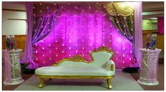 If you are able to find the right Stage Decoration for wedding it would also make big smile of satisfaction to your face. Prasang provide the perfect service to our customers at best price.