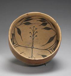 A Tesuque bowl