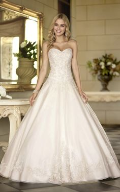 5833 Lace Bridal Gown by Stella York OMG i absolutely love this!!!!