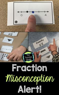 Fraction Misconceptions