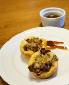 Easy Dinner Recipes for School Nights – Pillsbury Barbecue Cups! #PillsburyBiscuits #sponsored  Fun for the kids and great for parties too!