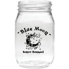 Promotional 16 oz. Shindig Glass Jar | Customized 16 oz. Shindig Glass Jar | Promotional Mason Jars