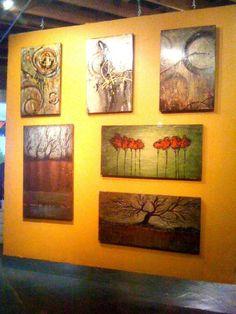 Paintings by Louisiana Artist Derek Patterson