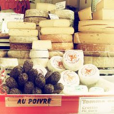 Yum, Fromage!